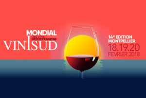 Partecipazione fiera ViniSud 2018 Montpellier France 18 19 20 February of Piancanelli premium winery Asti italian